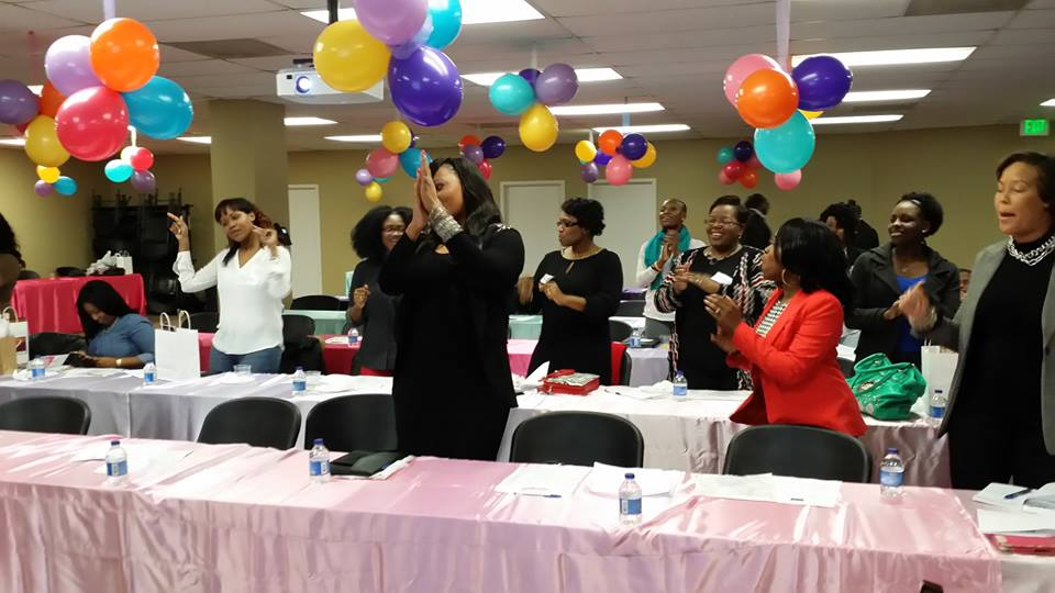 The L.I.V.E. Conference provided the opportunity for women to transform their lives.