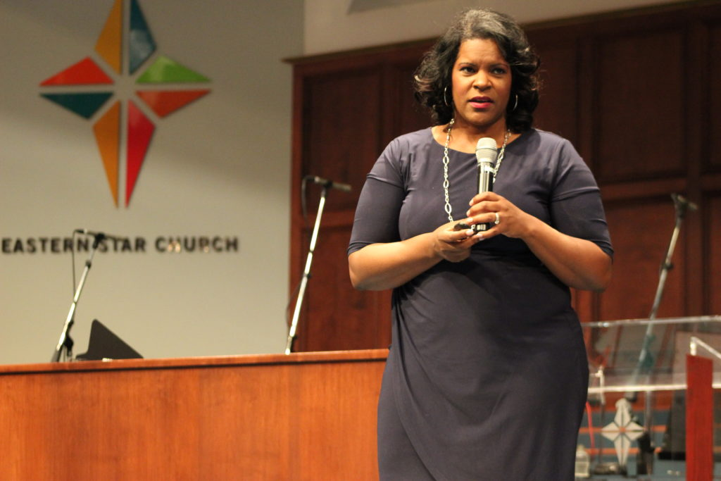 Lynnette Khalfani-Cox Indy