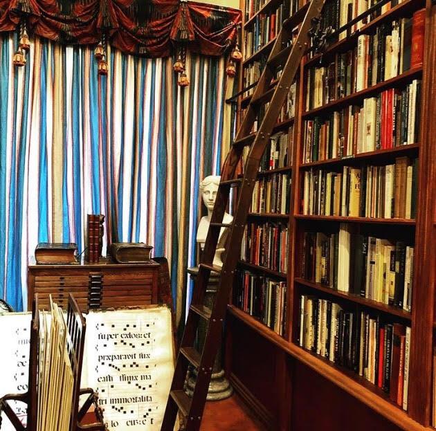 Old Florida Bookshop, Fort Lauderdale, 2018