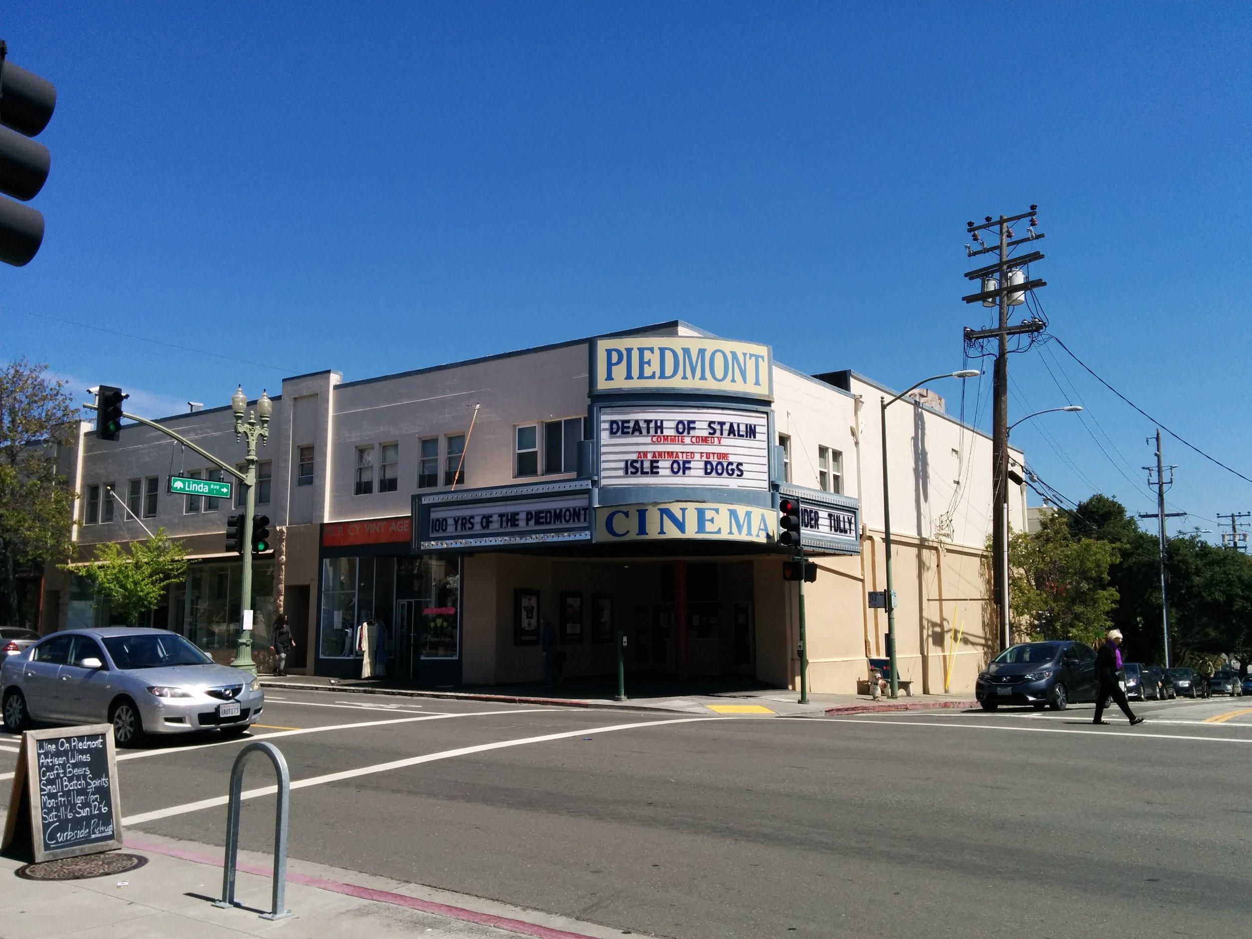 Piedmont Cinema