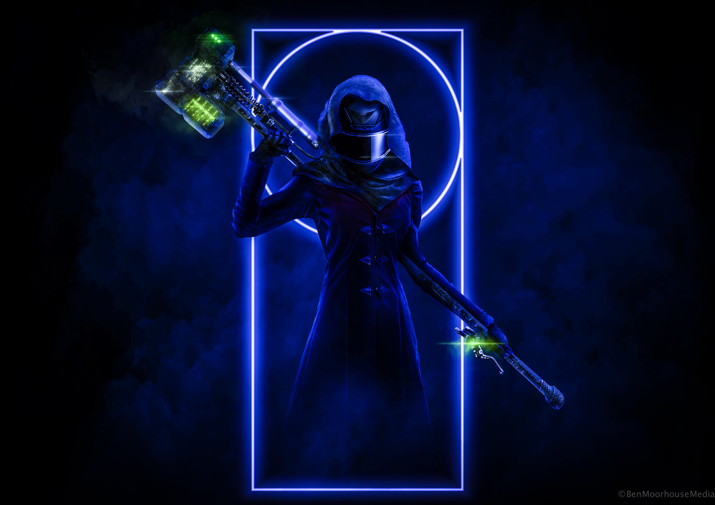 neon templar -
