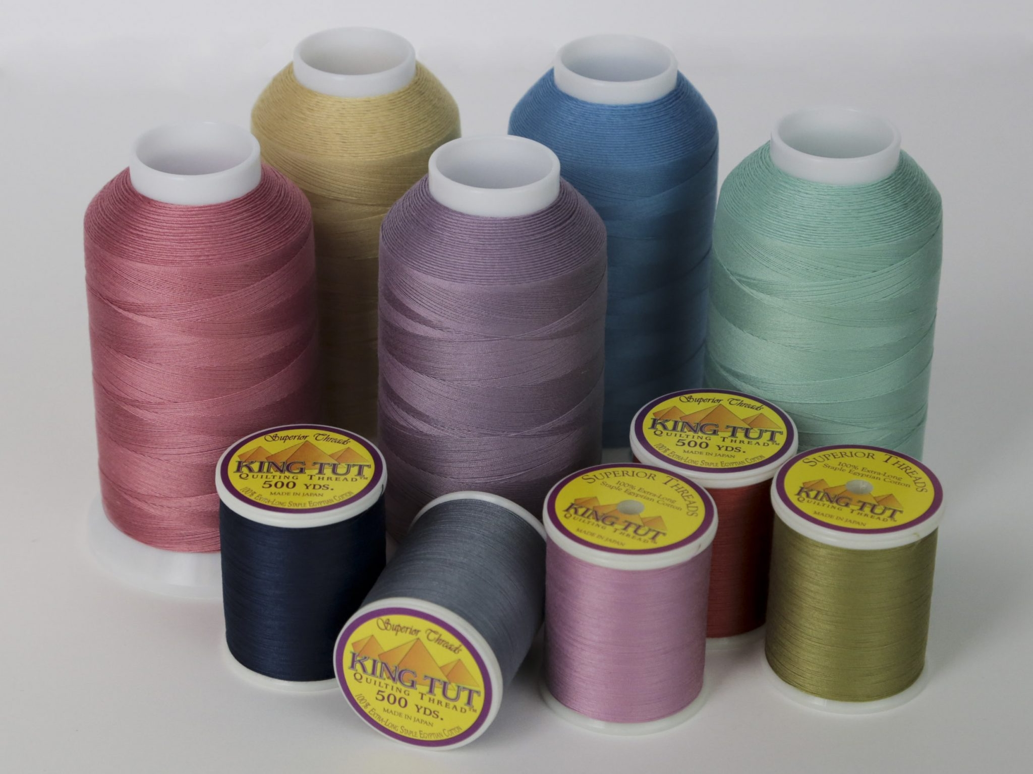 Threads &Notions - All the threads and quilting notions you need to perfect your project!