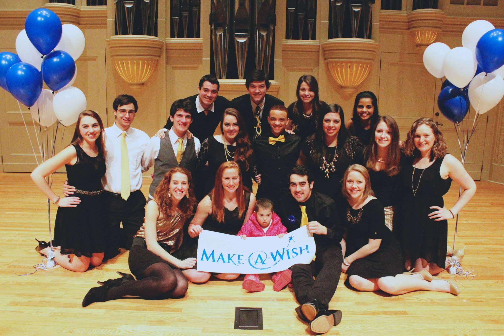 Make-A-Wish® Benefit Concert - Hosted by Vital Signs
