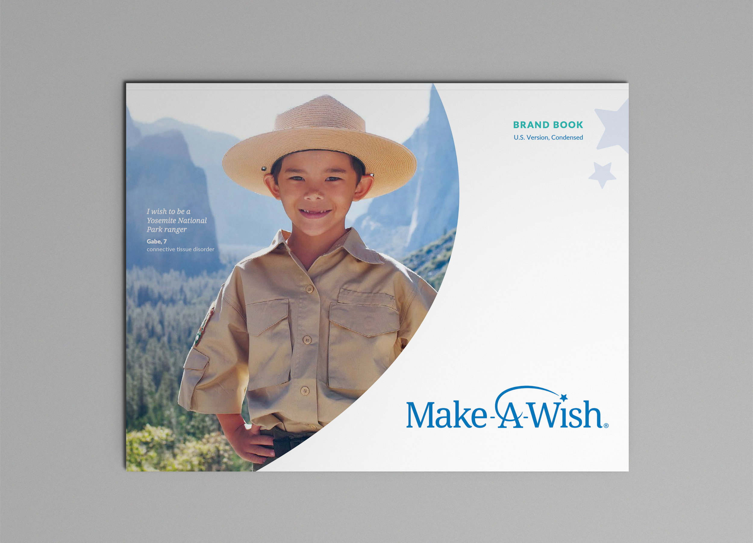 Copy of Make-A-Wish® brand book