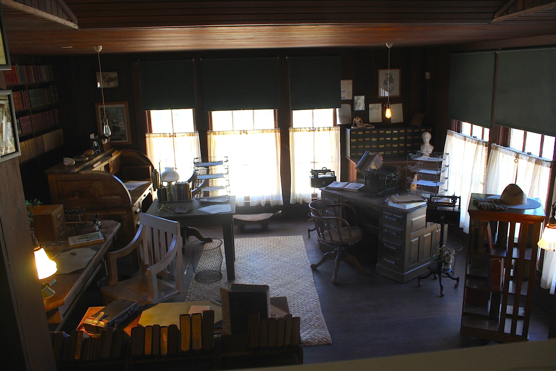 Jack London's office - Jack London State Park