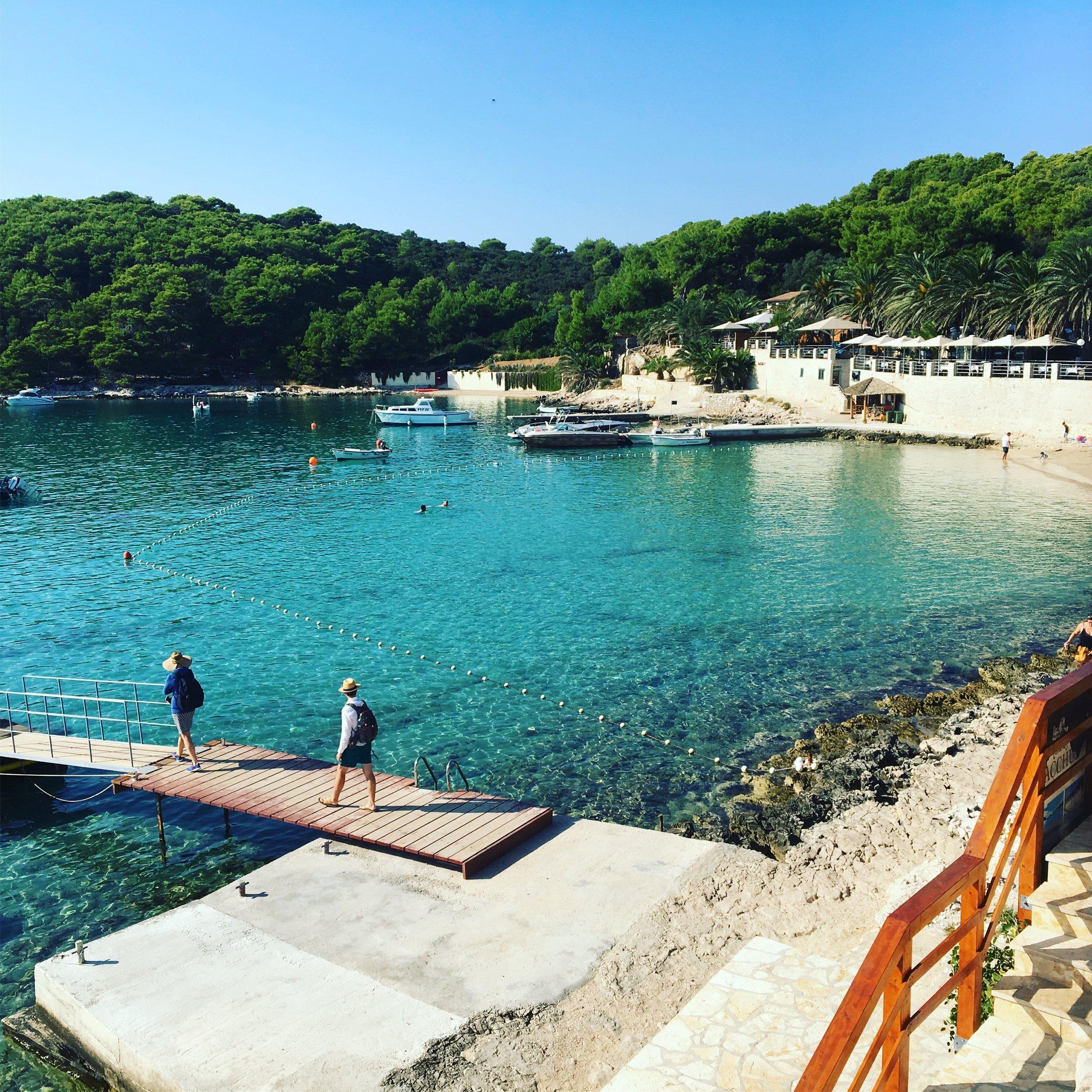 Palmizana Island, Croatia