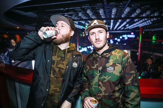 We like beer & skate gear @stellaartois @vans