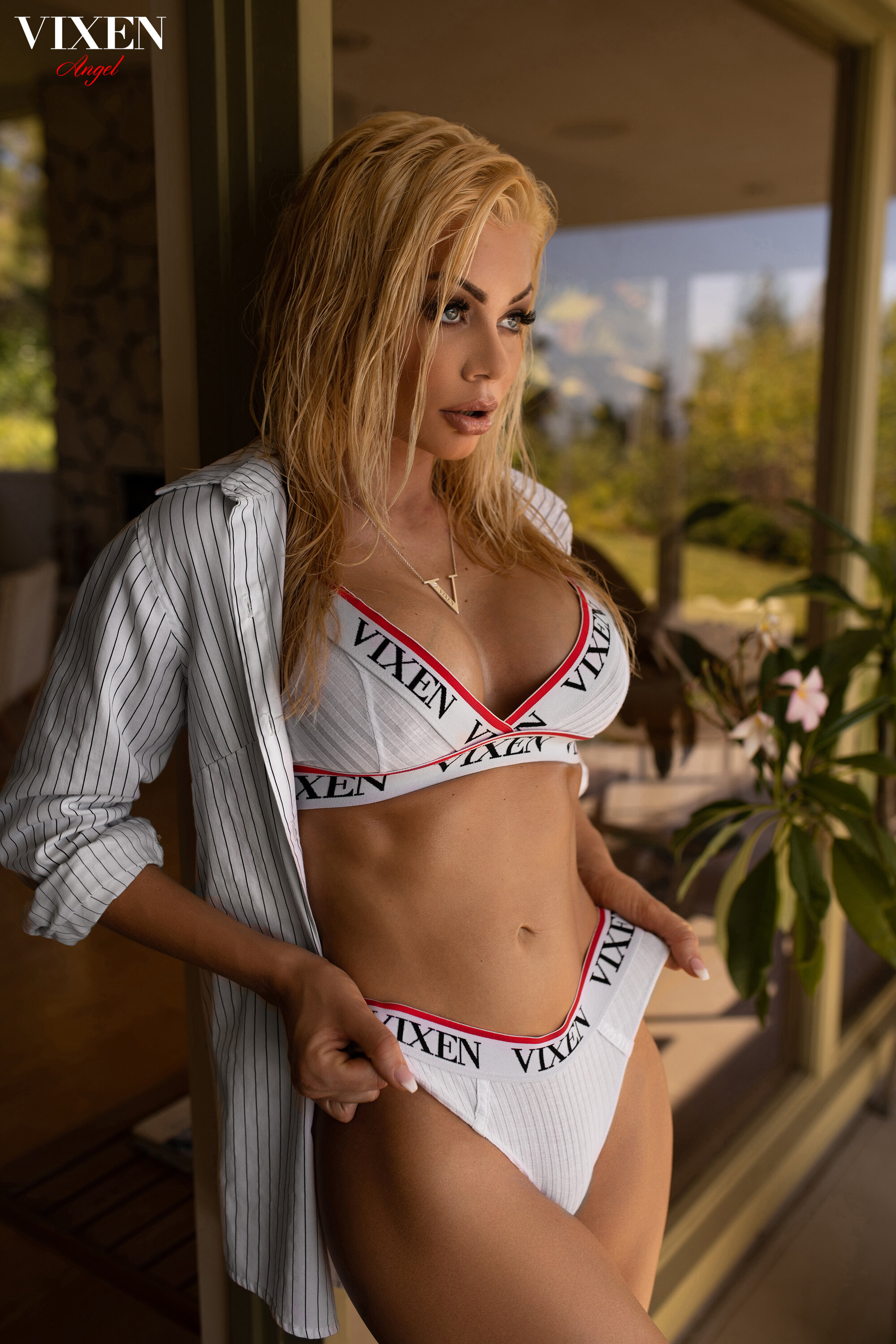 Riley steele lights out