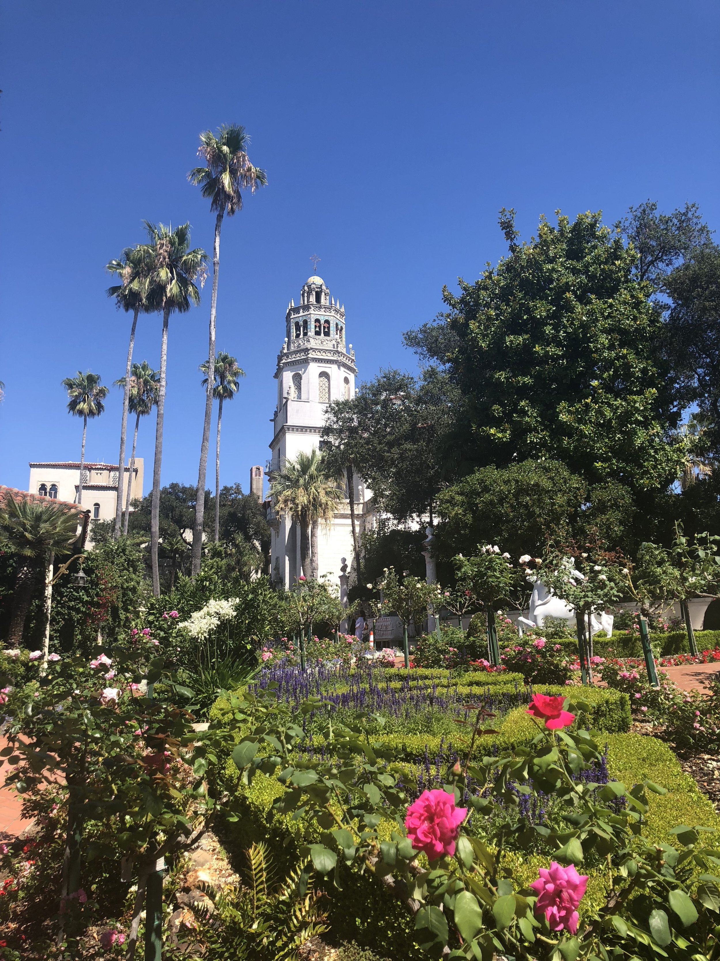 HearstCastle_Gardens