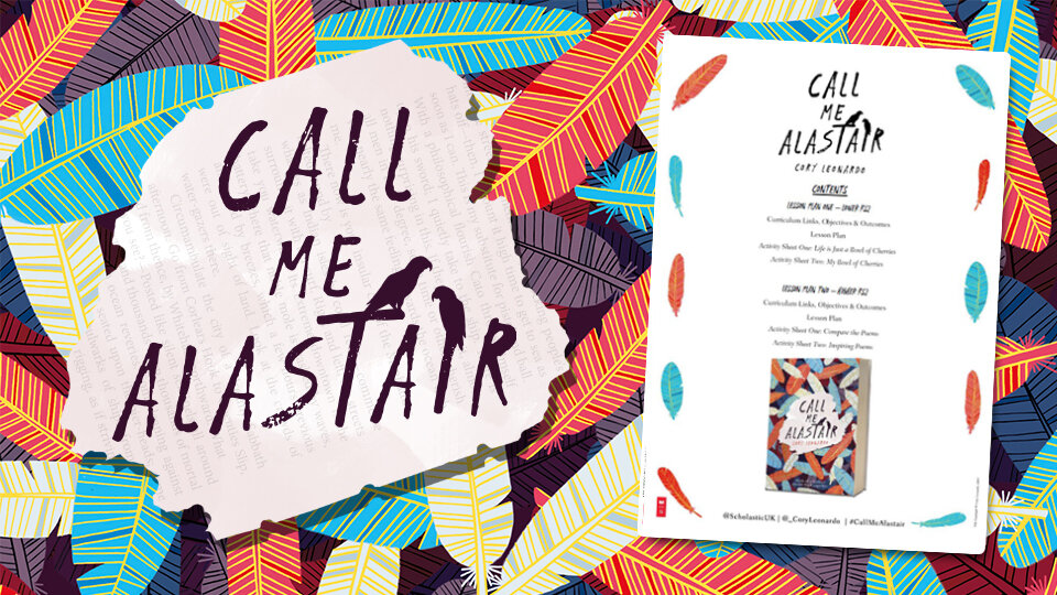 Teaching Guide - Lesson plans and activities for Call Me Alastair (published in North America as The Simple Art of Flying)