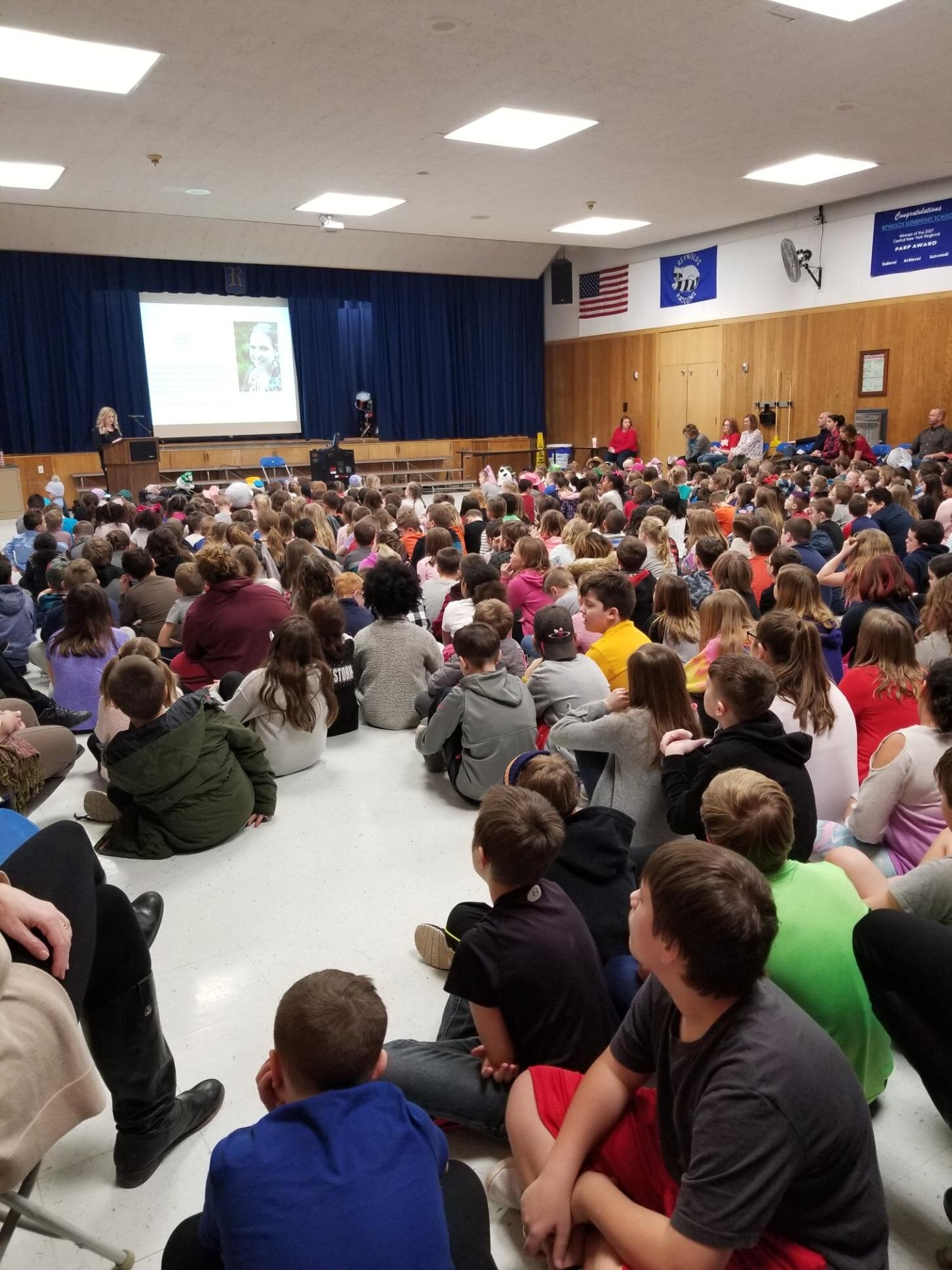 "Presentations - Audience Size: Assembly or classroom45 minutesInspiration StationCory explains her story's path to publication, where ideas come from, where to find inspiration when stuck, and how anyone can write fiction and have fun doing it.Eat That BookThe perfect addition to your Read Across America or National Poetry Month celebrations. This presentation explores the different kinds of books we read, encourages students to ""taste"" (like Alastair from The Simple Art of Flying) a wide selection, and highlights the journey and importance of reading.(Educators might find that adding a classroom ""Book Tasting"" to the day's events to be a helpful and fun way to apply this message. Includes a downloadable ""Book Tasting"" guide and worksheet.)Super Seeds and Peachy PitsUsing themes from The Simple Art of Flying, and both a scientific and metaphorical exploration into seeds, this presentation takes more of an inspirational approach. Questions like: What kind of seeds are you planting?and, What does it take to grow something from seed to fruit?are posed to affirm students' inherent value, challenge their ways of thinking about everyday choices, see ""the pits"" for their potential, and crown kindness king of the forest.(Includes a cherry pit reminder for every attendee.)"
