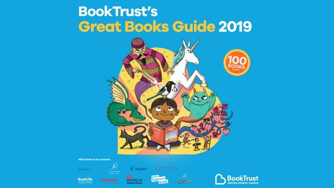 """Call Me Alastair makes UK's Best New Children's Books 2019 list - Packed full of 100 brilliant books for children from 0-11 (with a few suggestions for 12+ readers too), you can download BookTrust's full guide by clicking here. Find Call Me Alastair listed under """"Great Books Guide: for 10 to 11 year olds."""""""