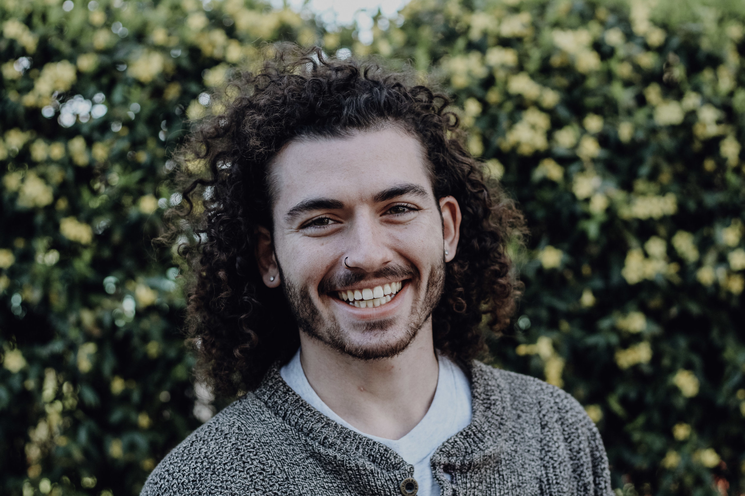 Asher Griffith - Head Roaster/ Co-Founder