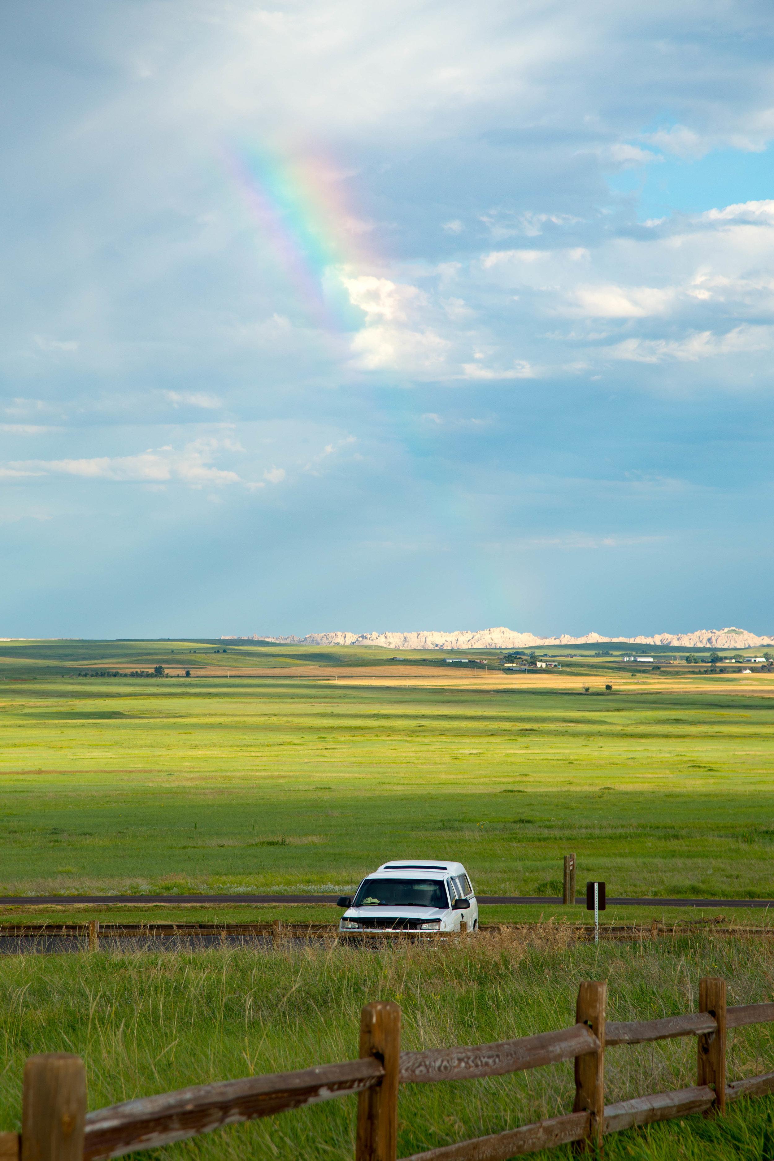 Badlands National Park | Adventure Photographer | Vanlife