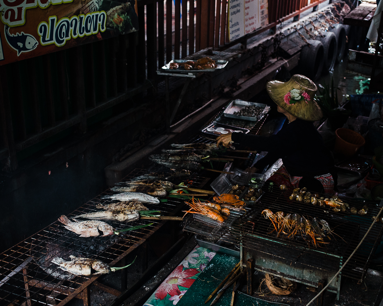 Floating Market Fish Peddler.jpg