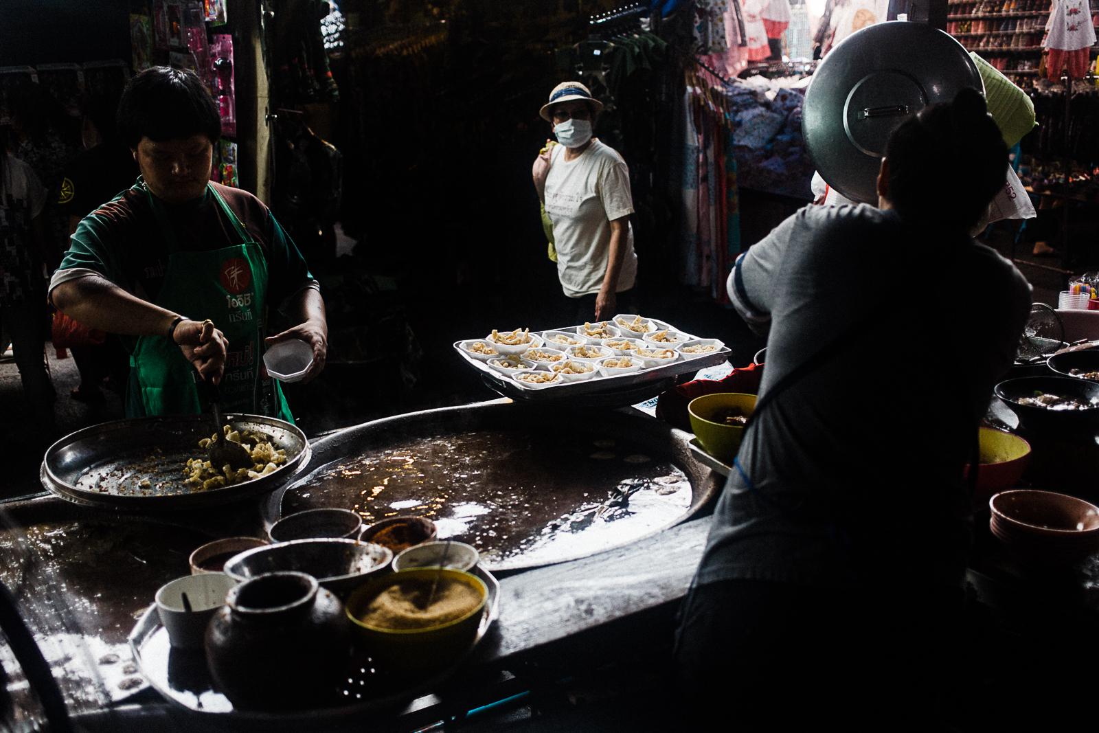 Guay Tiew Reua (Boat Noodles) | Bangkok, Thailand