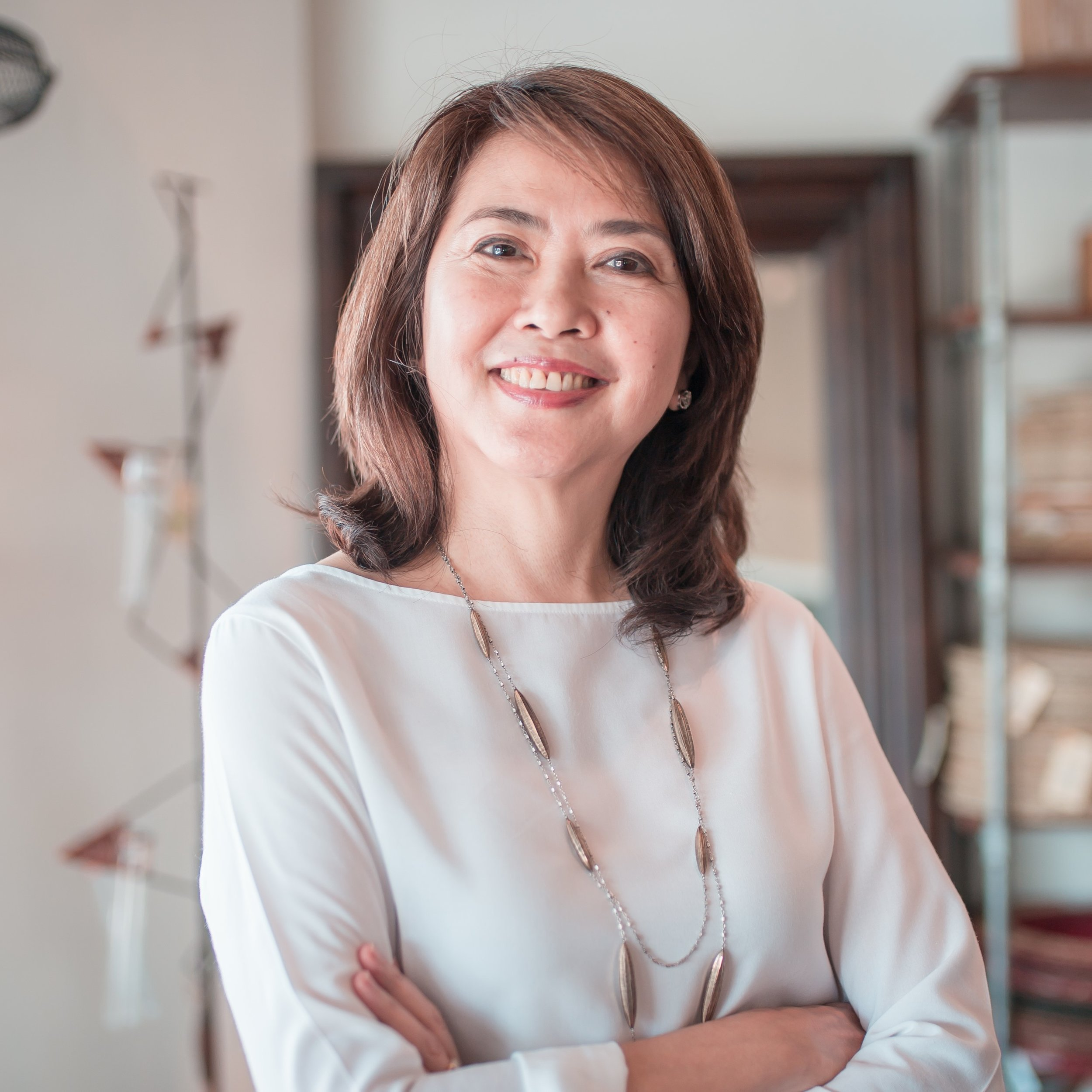 CRISTINA LO - Vice Chairperson