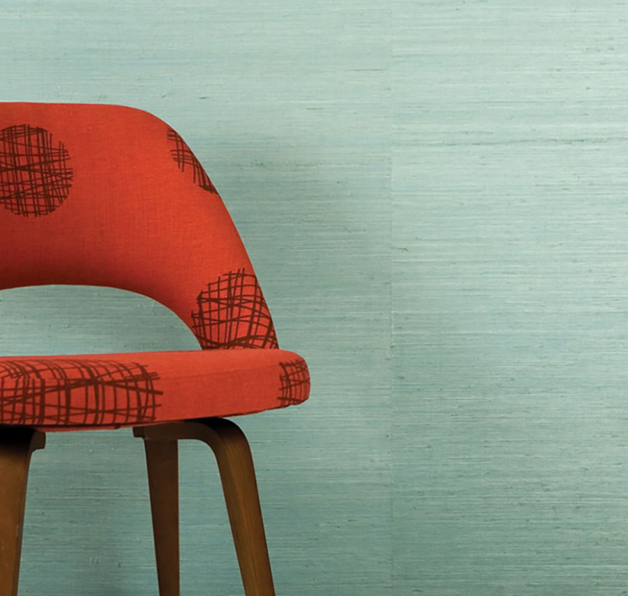 Zhen Shi - Grasscloths, Paperweaves, Textiles, and Micas