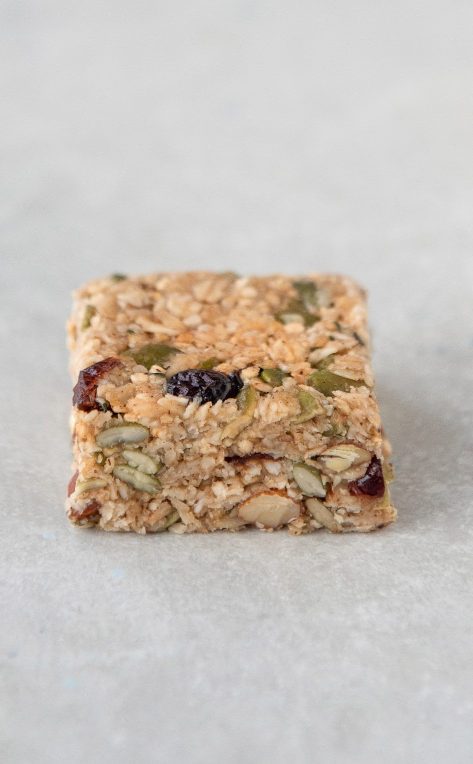Trail Mix Feature Granola Bar