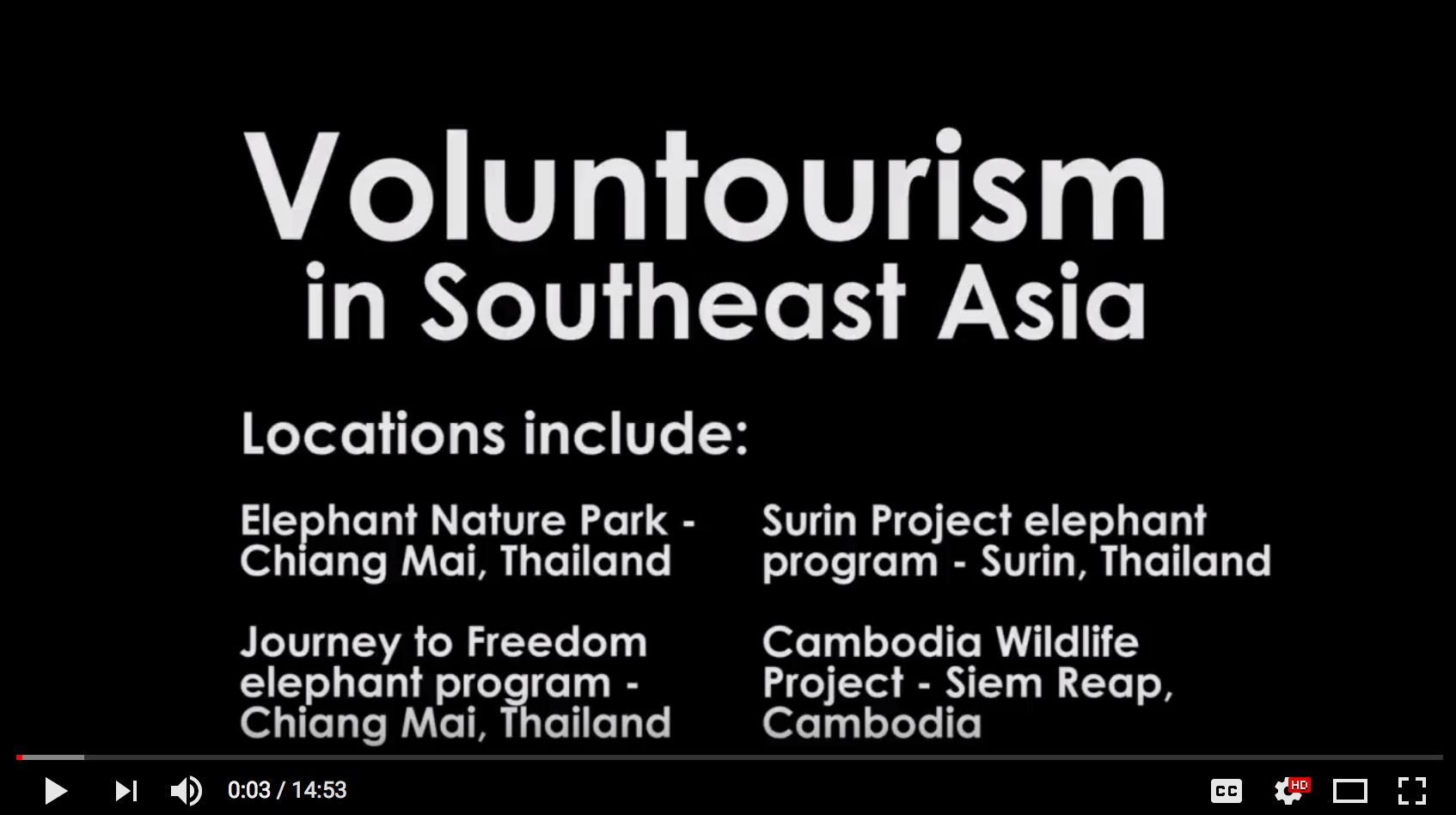 "Volunteer Tourism in Southeast Asia - Could worldwide tourism adopt a system for tourists that makes the ethical, environmental, and social impact more measurable, apparent, and accessible?""Due to the complexity of the tourism industry and its proliferation in a wide variety of areas, it is a challenge for destinations to reap the benefits of tourism development while also curbing the disadvantages of uncontrolled growth and development"""