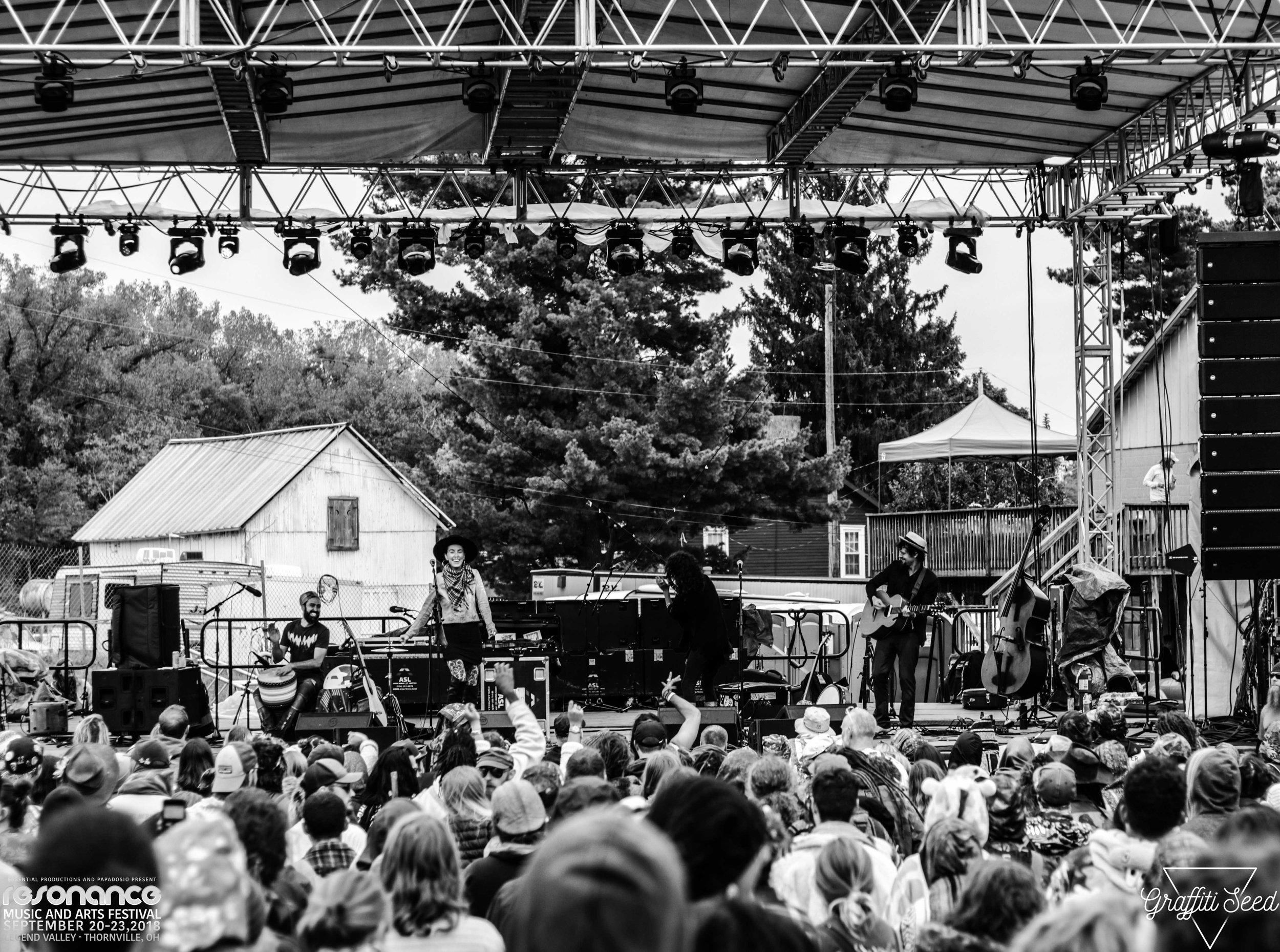 Rising Appalachia Music  _ Resonance Music Festival 2018 _ www.GraffitiSeed.com 10.jpg