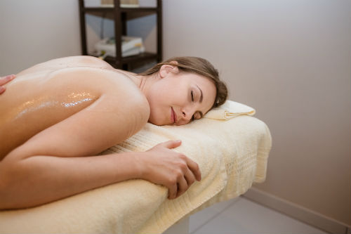 Aromatouch Therapy -