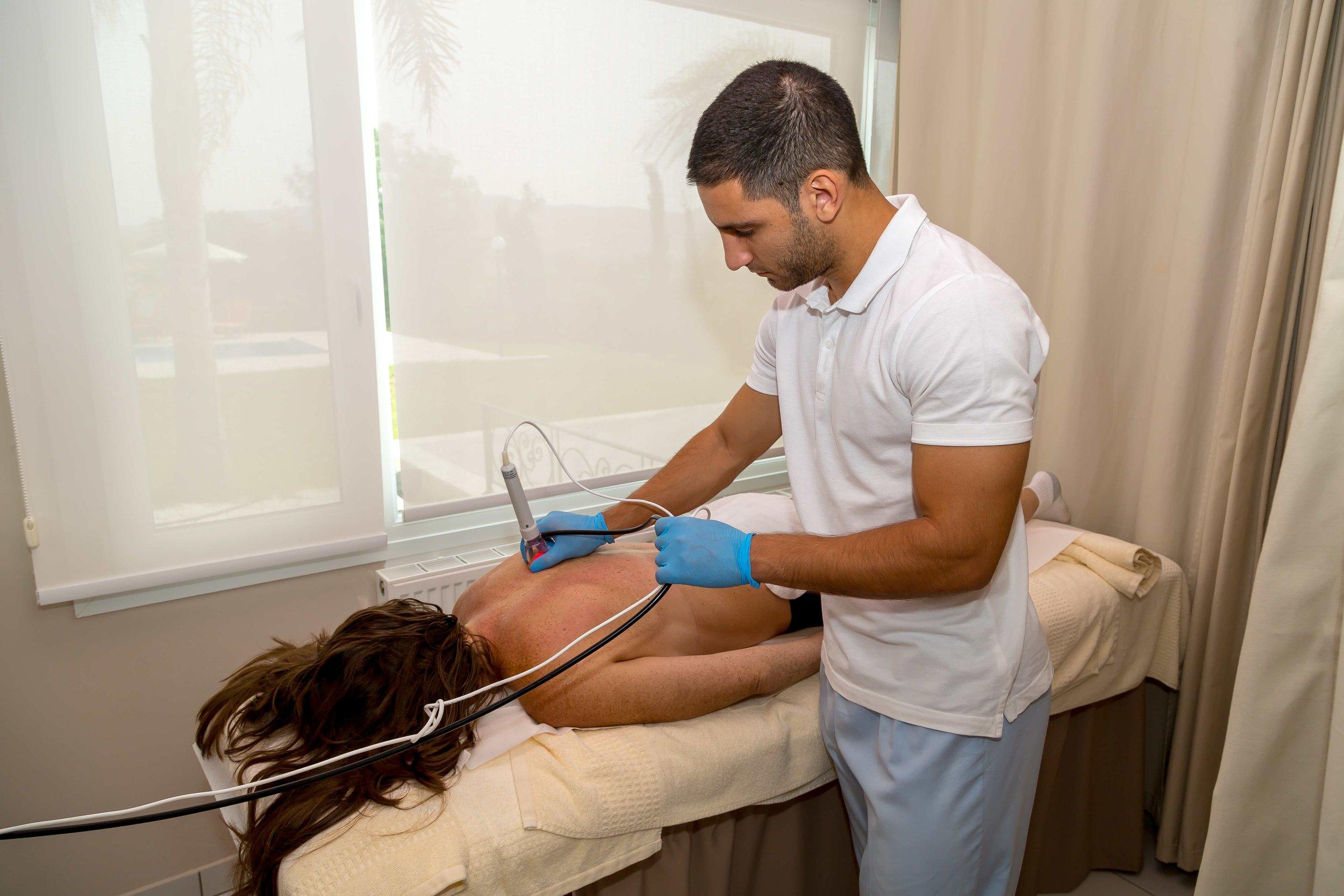 Laser Vacuum Massage -