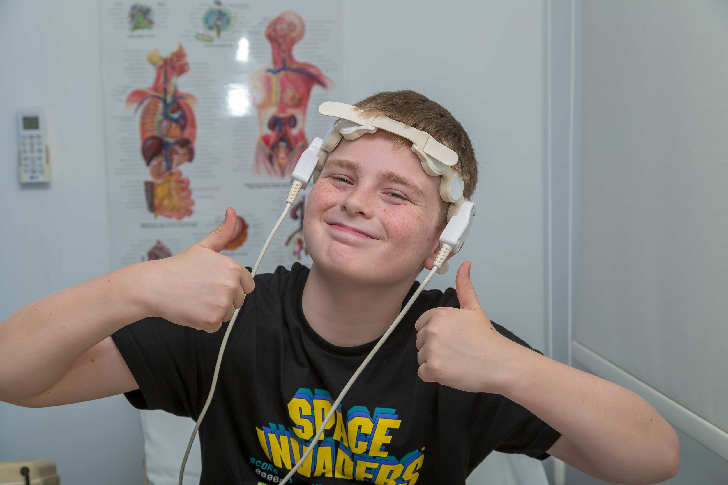 Basic TMS Therapy -
