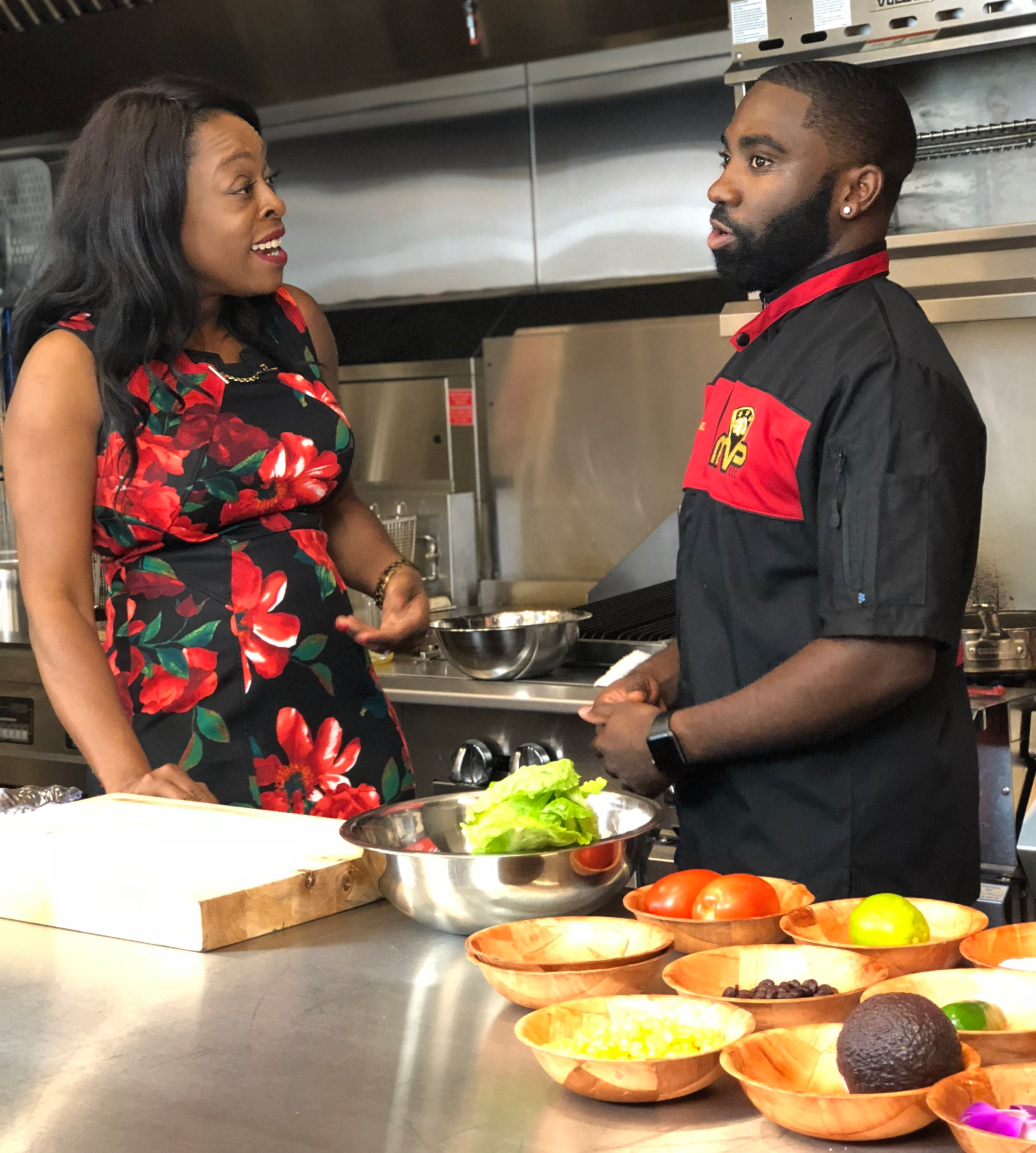 Chef Nol at PJP on This Is It TV