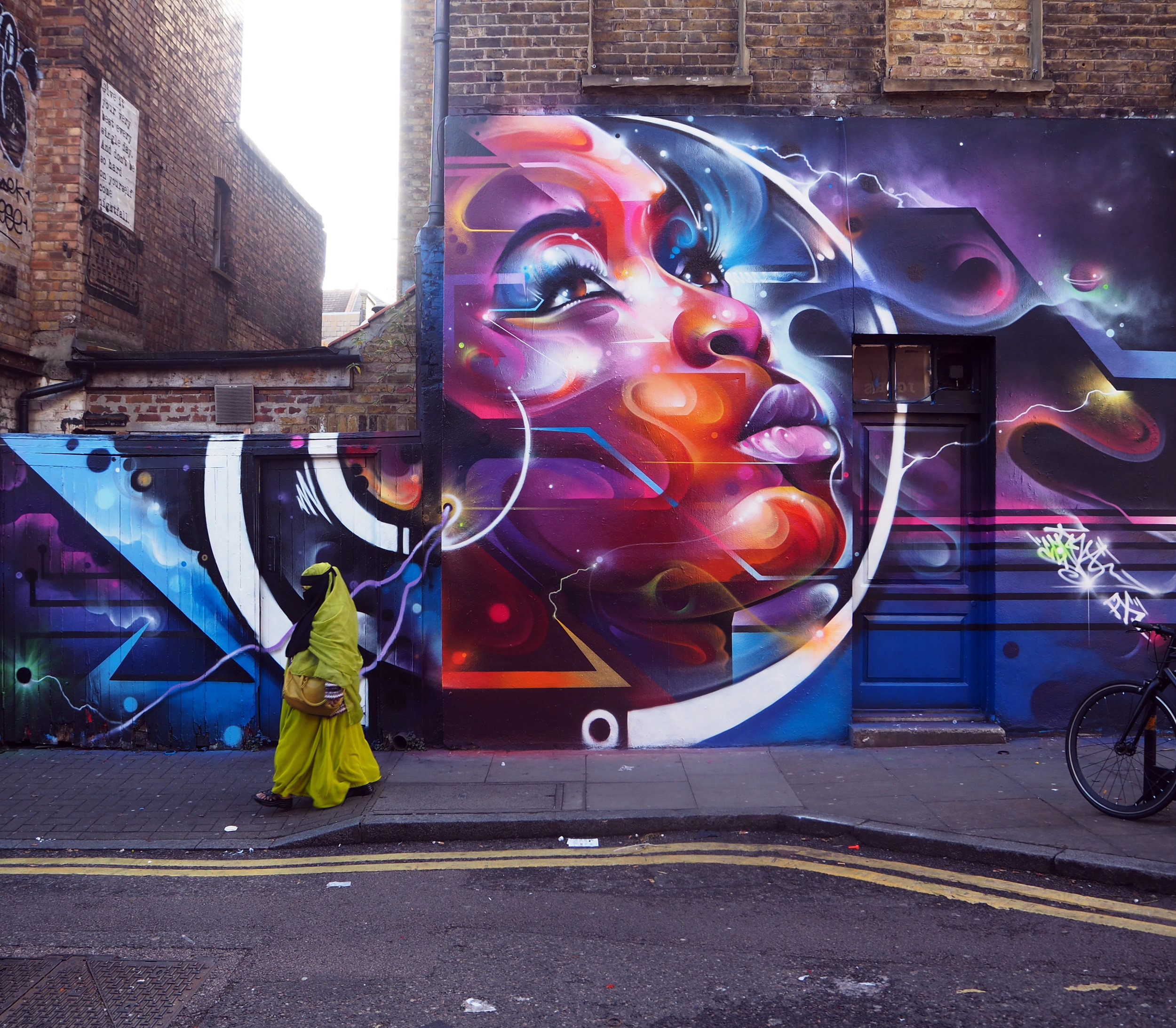 Hanbury Street, London, 2018