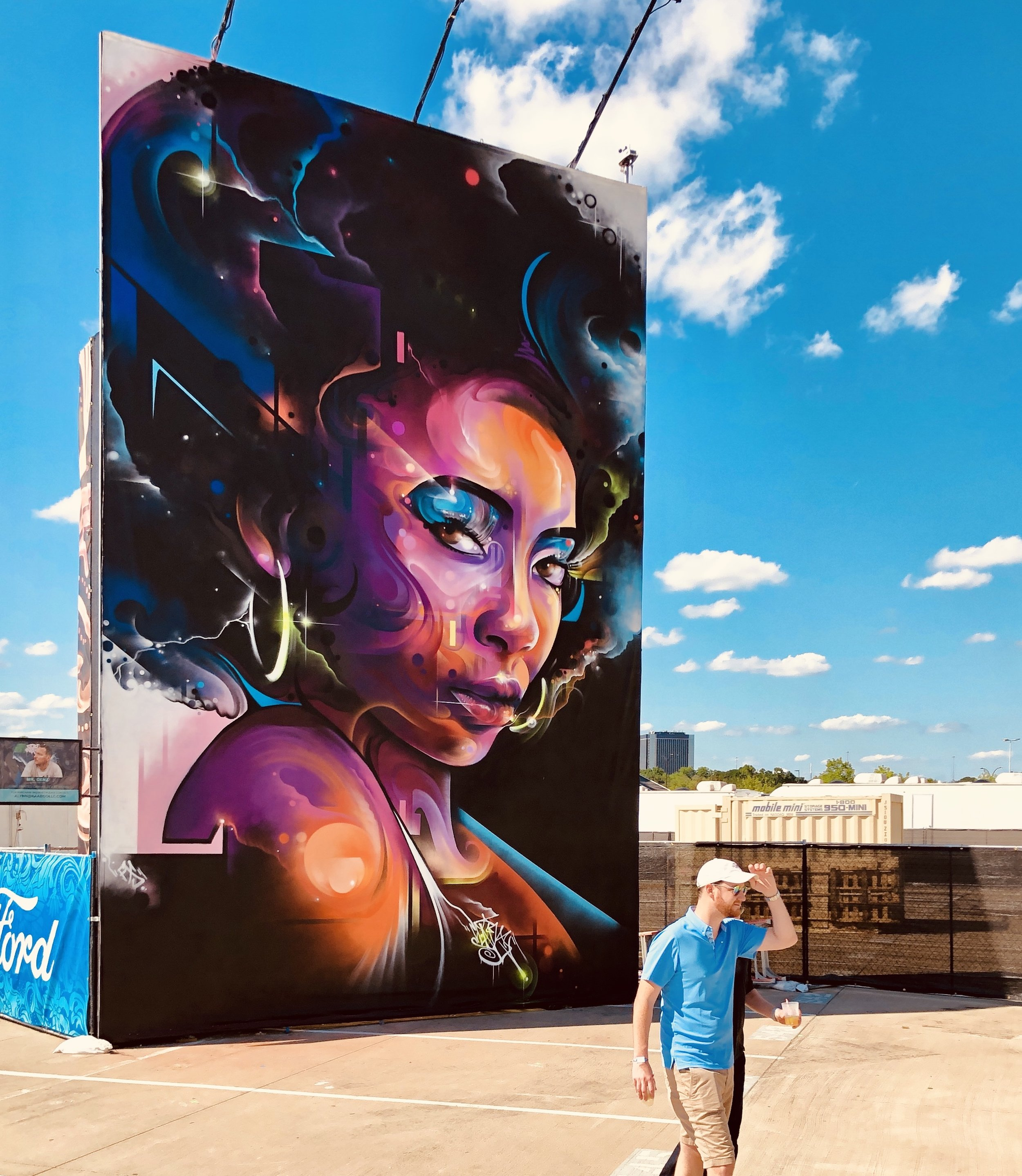 Kaboo Festival, Texas, US, 2019