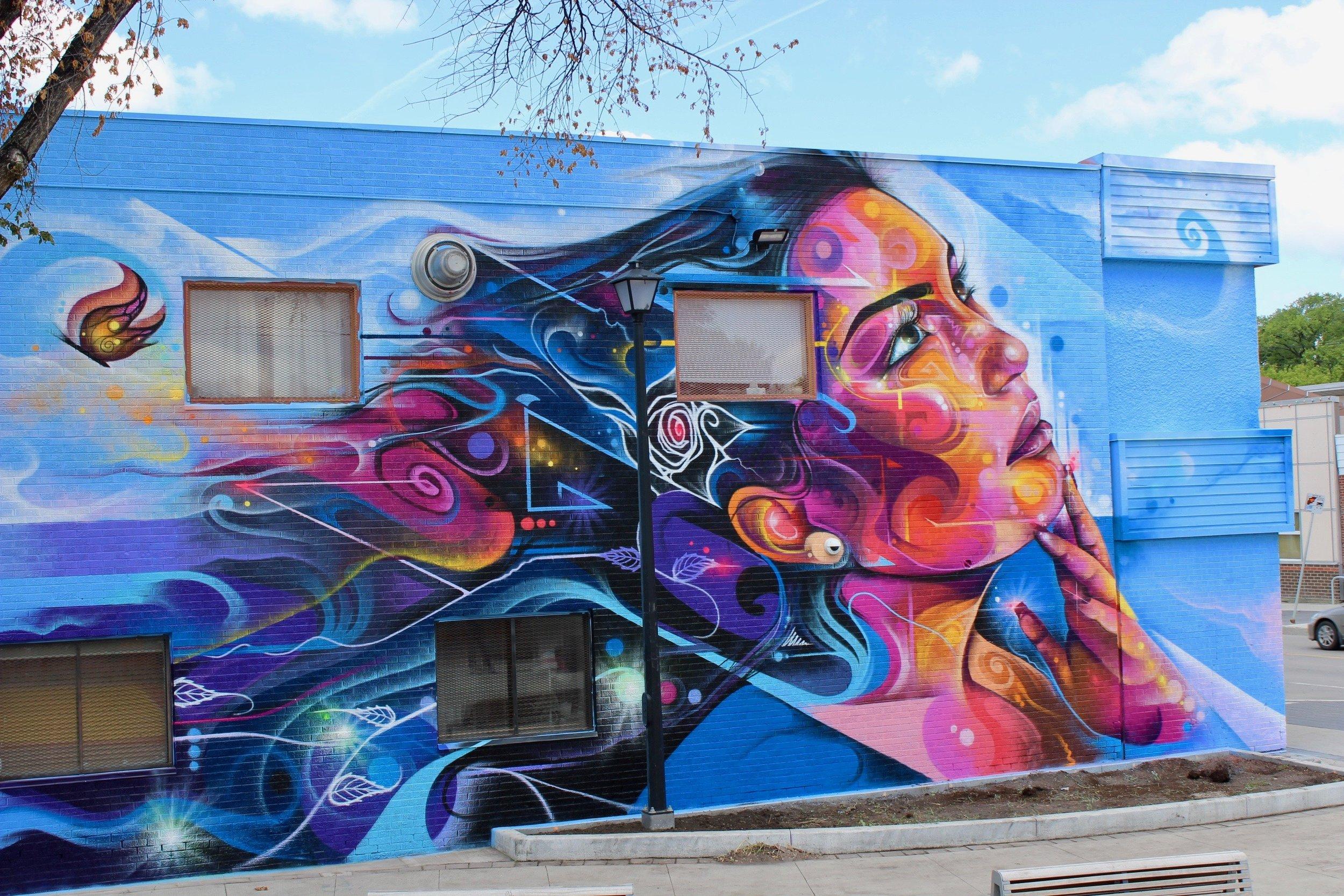 Winnipeg, Canada, 2018