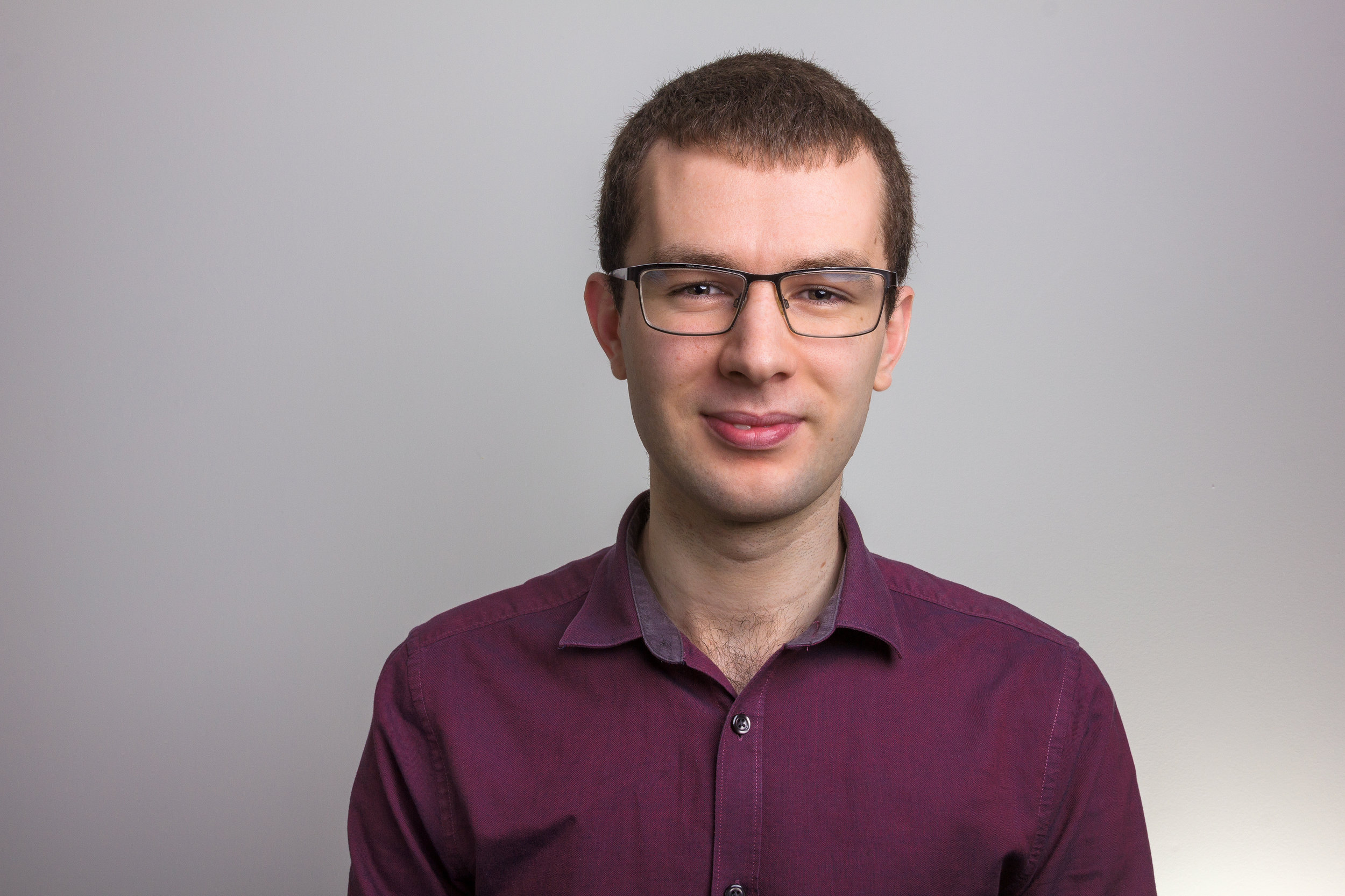 Alistair Groves Scientist  Graduated with an MChem from the University of Sheffield in 2017 and now performs the synthesis and binding analysis of MIPs.