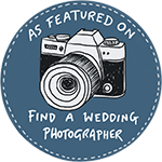 Featured on Find a Wedding Photographer