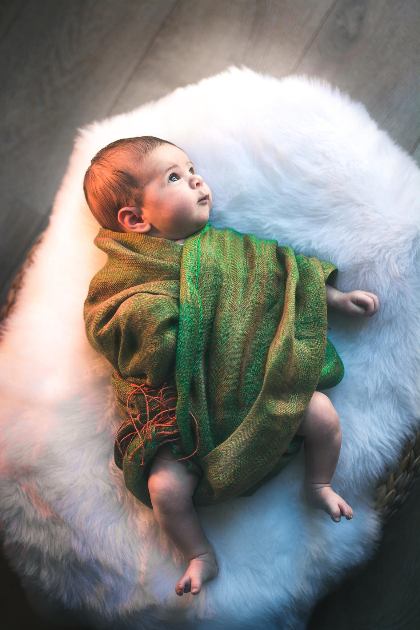 Destination Newborn Photographer in Varese, Italy