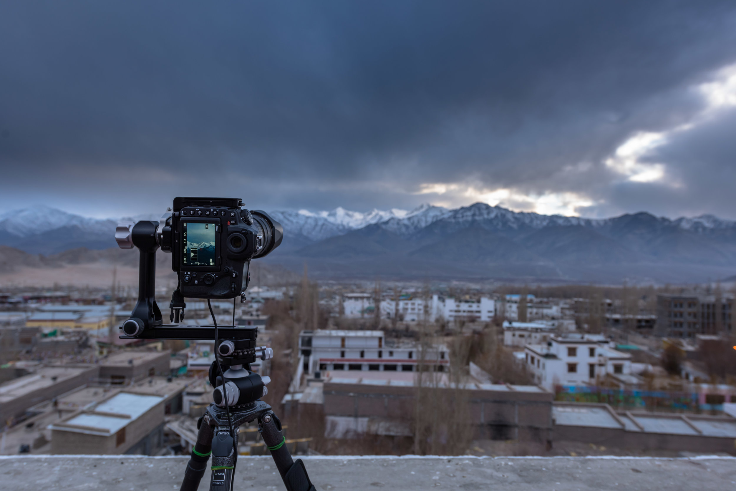 My Pano Gear in Action