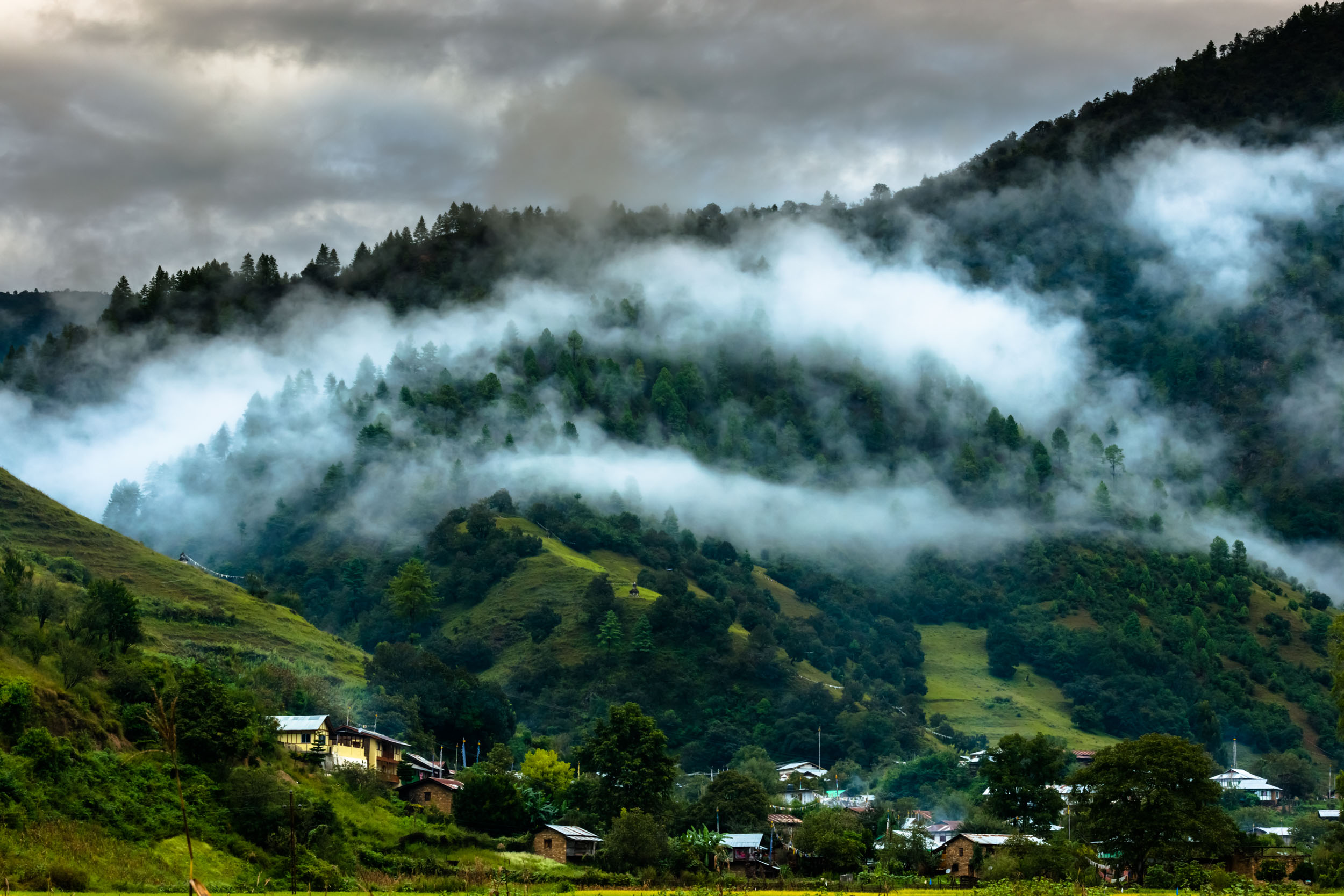 Sangti Village