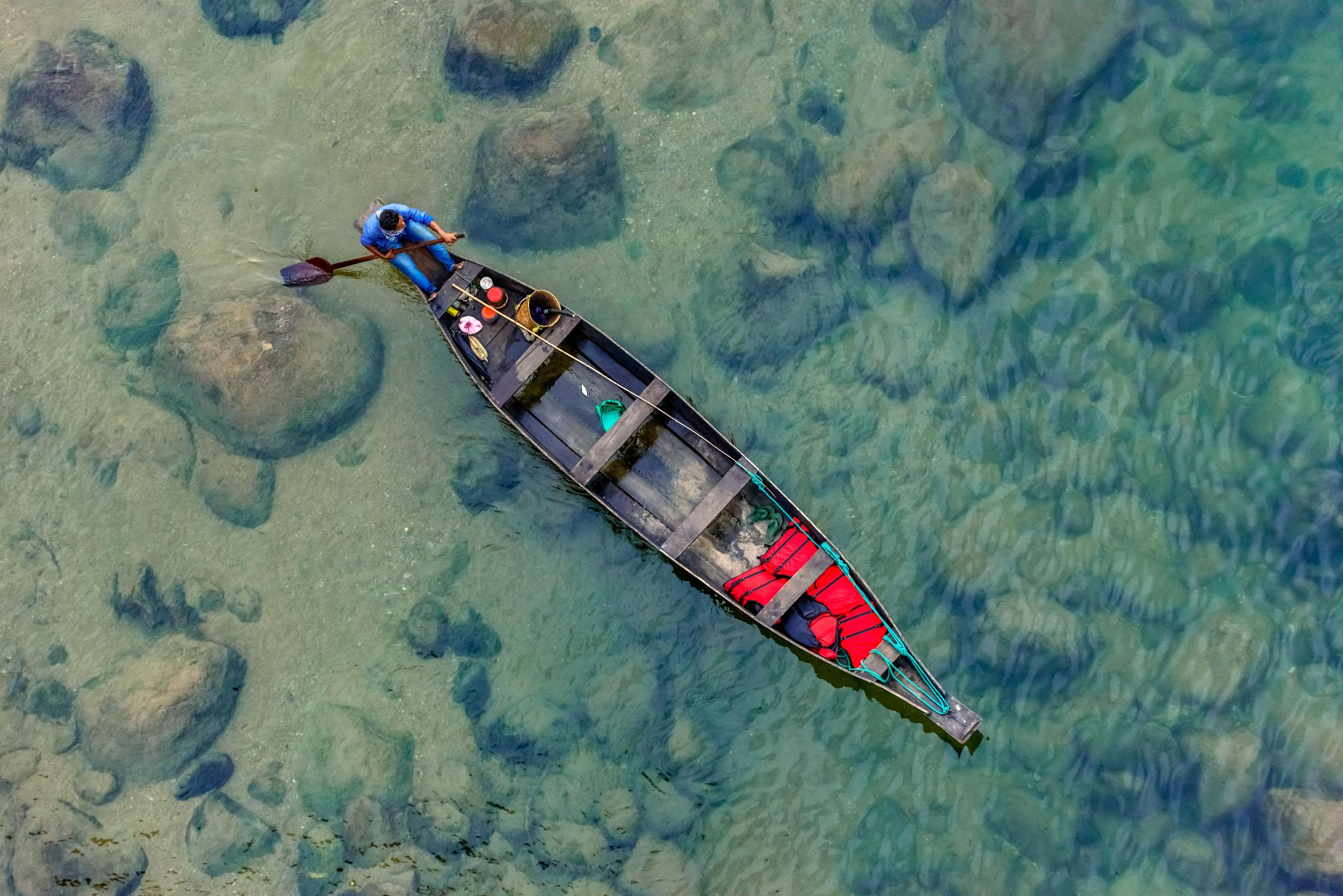 Umngot River, Meghalaya's Unexplored Paradise!