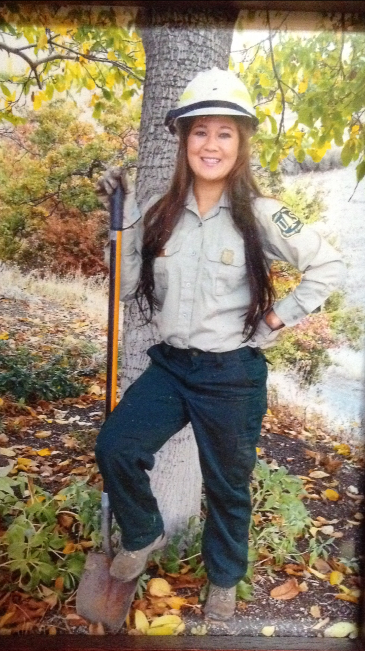 From Barista, to Uber Driver, to Wildland Firefighter... Whitney's done it all -