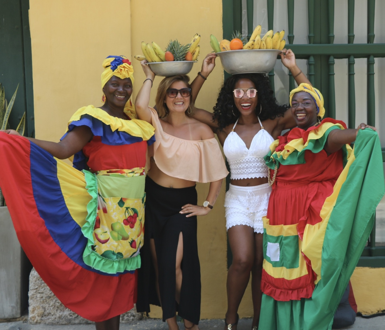 Having unapologetic fun, while remaining healthy in Colombia!