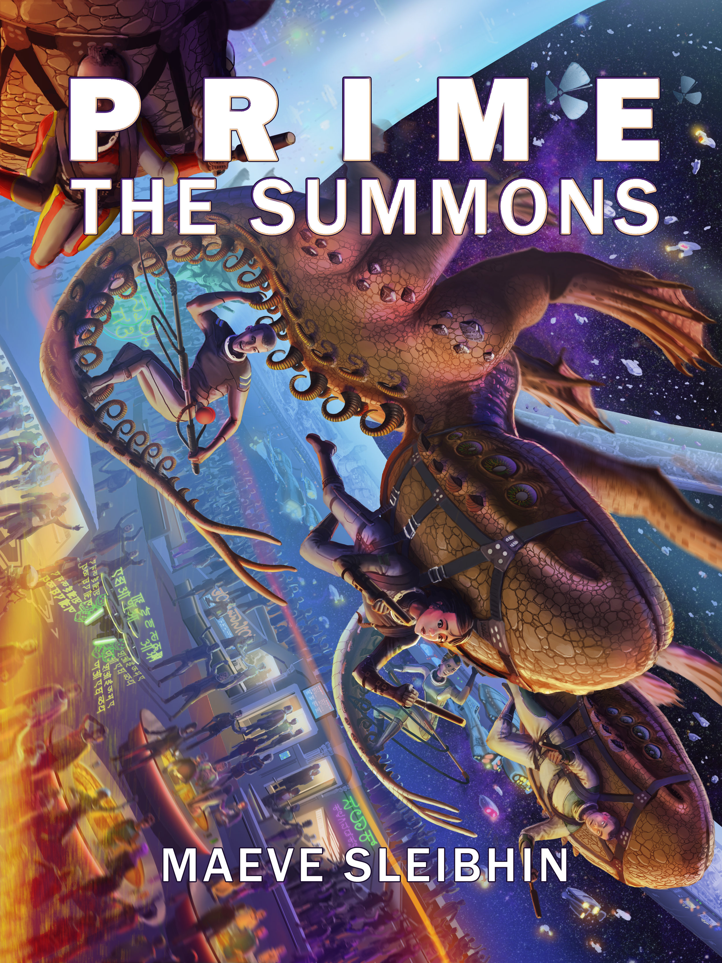 Prime: The Summons