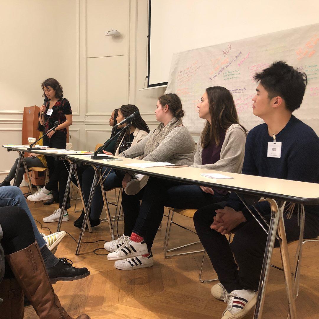 Michelle Kuo, Danica Cortez, Basia Diagne, Christina Oyewelo, Isabelle Siegel, Sofia Foerester, Kevin Shen