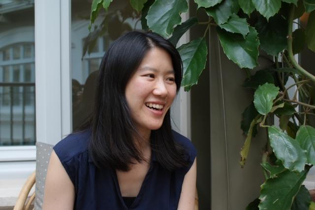 Professor Michelle Kuo, Photo credit: Jasmine Cowen.