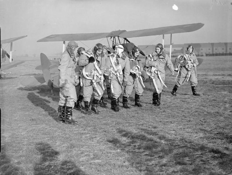 The first female pilots of the Air Transport Auxiliary from the collections of the  Imperial War Museums .