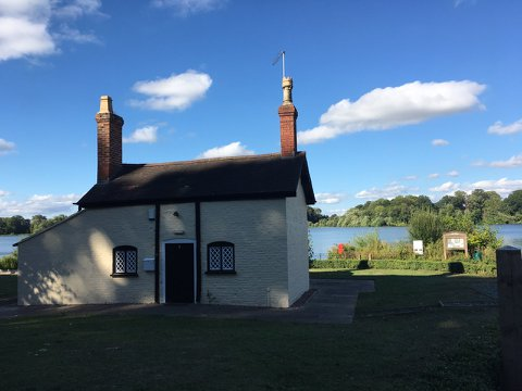Mere Cottage - Our Main Therapy Centre is based in Ellesmere, Shropshire - overlooking beautiful Lake Mere, situated in a picturesque little cottage next to the Boat House Restaurant.