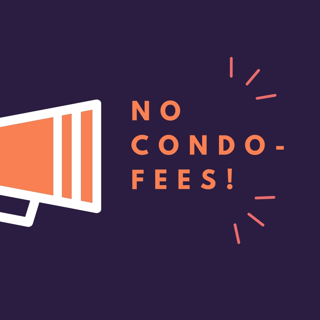 That's right, these homes are fee-simple townhomes, meaning $0 for condo fees. -