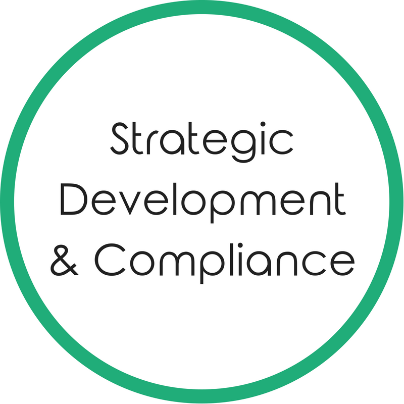 Strategic Development & Compliance