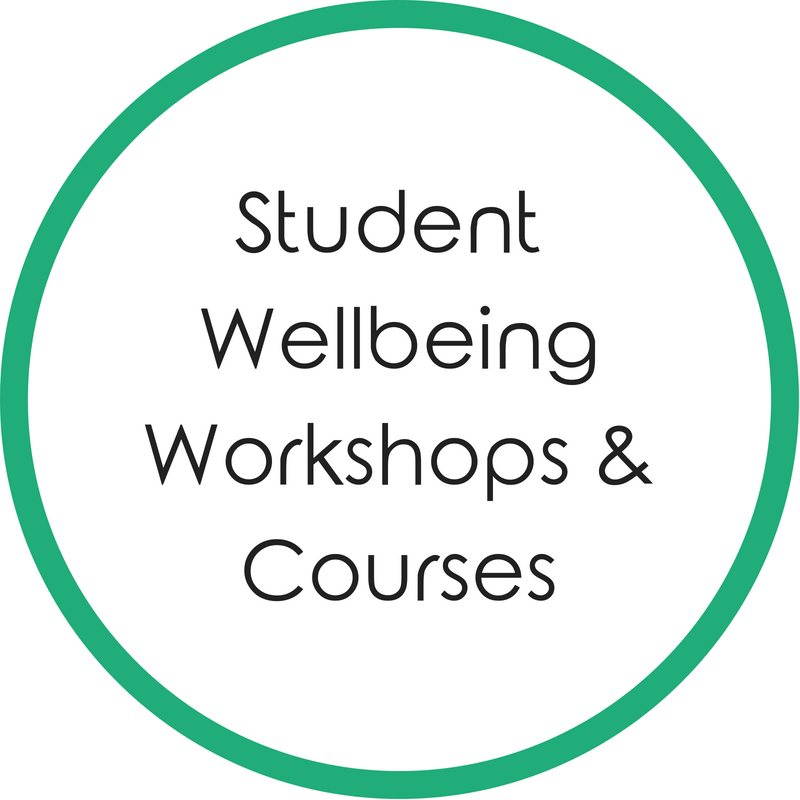Student Wellbeing Workshops & Courses