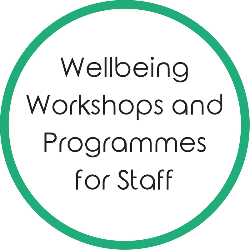 Wellbeing Workshops for Staff