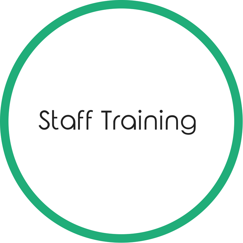 Staff Training (Safeguarding)